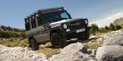 2017 Mercedes-Benz G300 CDI Professional launching in August