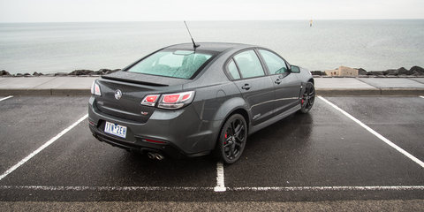 2017 Holden Commodore SS-V Redline review