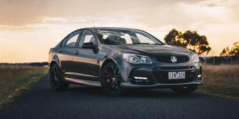2017 Holden Commodore SS-V Redline review