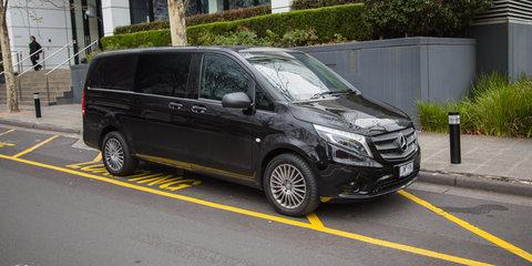 2017 Mercedes-Benz Vito 119 Crew Cab review