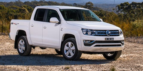Volkswagen Amarok V6 Sportline: Big power, new entry price - UPDATE