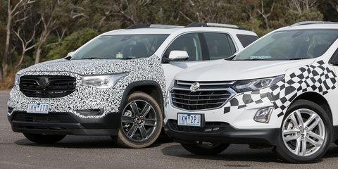 2018 Holden Acadia, Equinox quick drive review