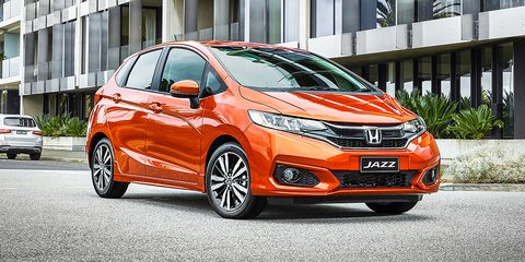 2018 Honda Jazz pricing and specs: Updated styling, more standard features