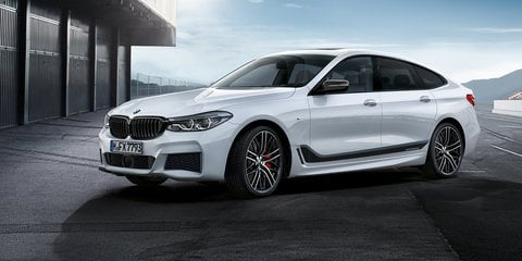 2018 BMW 6 Series Gran Turismo gets the M Performance treatment