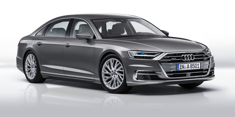 2018 Audi A8 revealed, in Australia from mid-year
