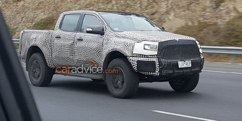 Ford Ranger Raptor hits the road for testing