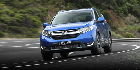 2018 Honda CR-V review