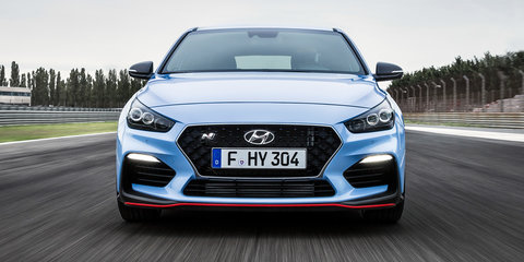 "Hyundai i30 N ""more suitable"" for racetracks and ""more fun"" than Golf GTI"