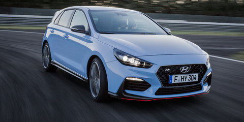 Hyundai i30 N revealed: Korea's GTI fighter goes official
