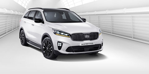 2018 Kia Sorento facelift revealed ahead of Q4 Australian launch - UPDATE