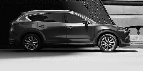 Mazda CX-8 now under consideration for Australia
