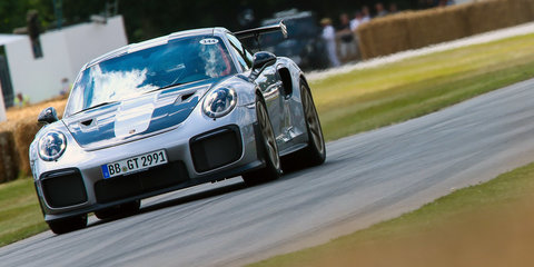 GT2 RS could be a Nurburgring lap hero, if Porsche wills it
