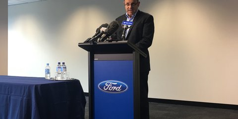 "PowerShift: Ford Australia boss speaks against ACCC claims, regrets ""poor experience"" - video"