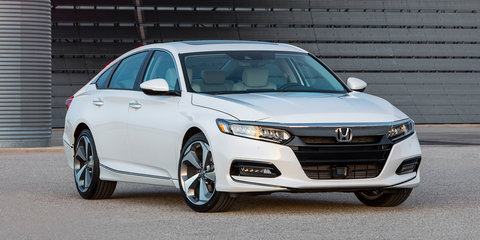 2018 Honda Accord revealed: 10th-gen sedan brings turbo power and more tech