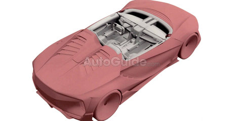 Honda baby NSX's interior and exterior revealed in patent filing
