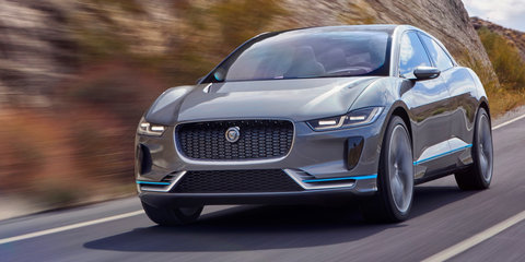 Jaguar I-Pace a sure thing for Oz, with or without incentives