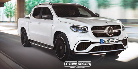 Mercedes-Benz X-Class could gain AMG styling pack, but won't get a V8