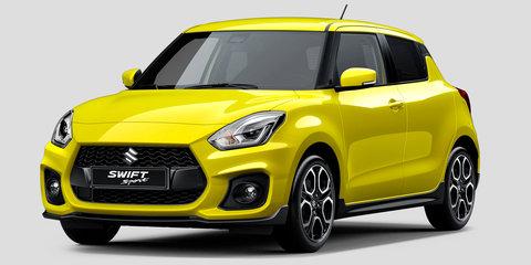 2018 Suzuki Swift Sport unveiled ahead of Frankfurt show