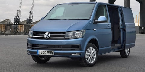 Volkswagen Transporter gets petrol power in Europe, under consideration for Oz