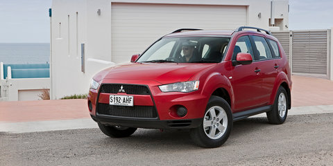 2007-12 Mitsubishi Outlander recalled for wiper fix