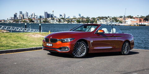 2017 BMW 420i Convertible review