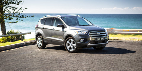 2017 Ford Escape Trend diesel AWD review