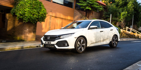 2017 Honda Civic RS hatch review: Long-term report four – Urban driving