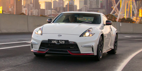2018 Nissan 370Z Nismo review