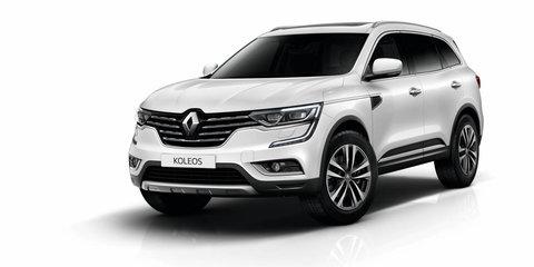 Renault Koleos Diesel priced from $46,990, here in September
