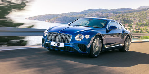2018 Bentley Continental GT revealed: Here in Q2 2018 - UPDATE