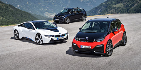 """BMW """"misjudged the situation"""" on electric cars"""