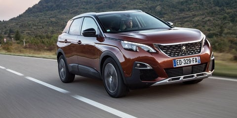 2018 Peugeot 3008 pricing and specs: New-gen SUV touches down