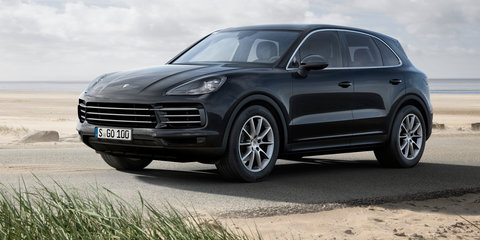 2018 Porsche Cayenne revealed, Australian debut due mid-year
