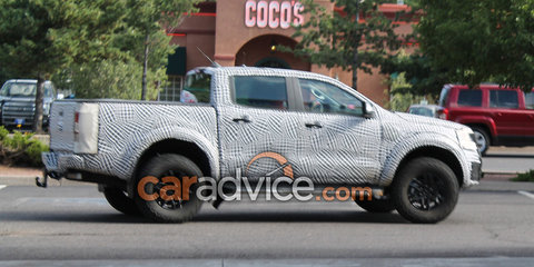 2019 Ford Ranger Raptor —a proper look underneath Ford's monster truck with 254mm ground clearance