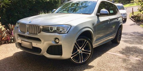 2015 BMW X3 xDrive 28i Review Review