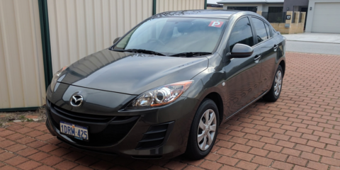 2010 Mazda 3 Neo review