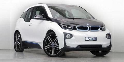 2016 BMW I3 Hybrid review