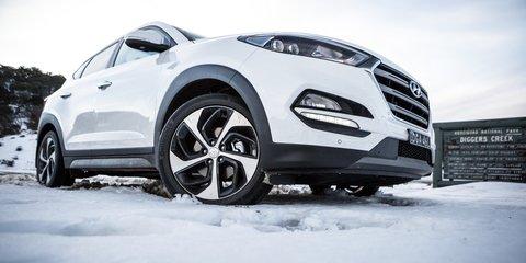 2018 Hyundai Tucson Highlander review