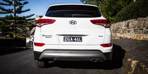 2018 Hyundai Tucson Highlander review