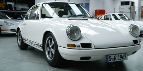 Porsche shares fan favourites in new 'Top 5' video