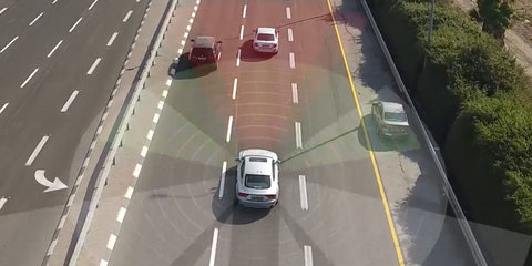 Intel plans 100 strong Level 4 self-driving car fleet after Mobileye acquisition