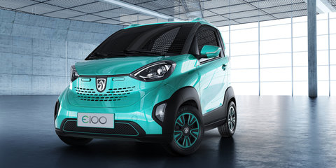 Baojun E100: GM's electric Smart competitor launched in China