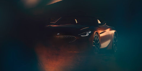 BMW roadster teased again ahead of August 17 reveal