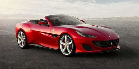 2018 Ferrari Portofino: California T replacement revealed - UPDATE
