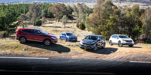 2018 Honda CR-V range review