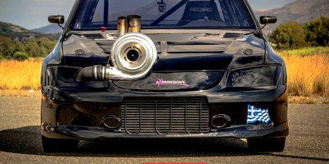 Say hello to the fastest Mitsubishi Evo in the world!