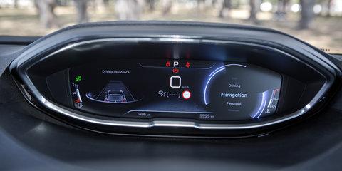 2017 Mazda CX-5 v Peugeot 3008 comparison