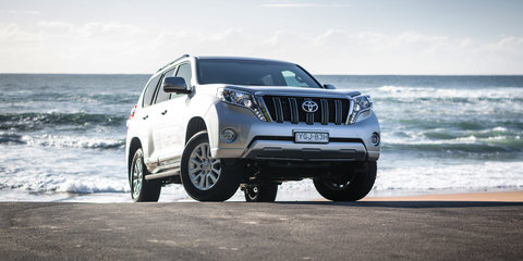 2017 Toyota LandCruiser Prado Altitude review