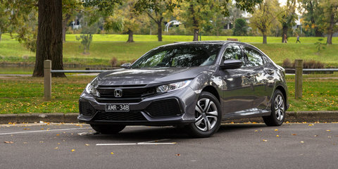 2017 Honda Civic VTi hatch review