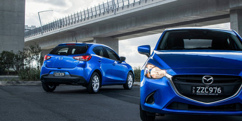 2017 Mazda 2 Maxx review